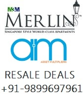 M3M Merlin Resale Deals | Call +91-9899697961 Photos by eBharatportal.com