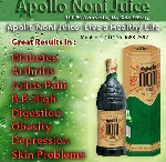 HEALTH BENEFITS  OF APOLLO NONI JUICE Photos by eBharatportal.com