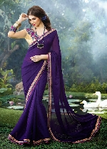 Buy Designer Party Wear Sarees Online | Party Sarees Photos by eBharatportal.com