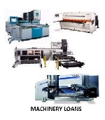 Machinery Loans